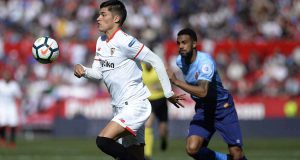 Hasil Pertandingan La Liga : Sevilla vs Girona