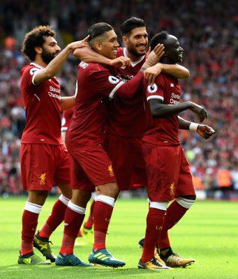 Hasil Pertandingan Liga Inggris : Liverpool vs Manchester United