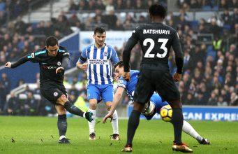 Hasil Pertandingan Liga Inggris : Brighton& Have Albion vs Chelsea