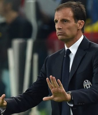 Massimiliano Allegri Telah Menepis Isu Tentang Manchester United