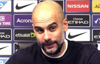 Pep Guardiola Memuji Permainan Yang Baik Manchester City