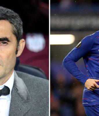 Ernesto Valverde Telah Menolak Untuk Mengontrak Morata