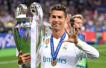 Cristiano Ronaldo : Tahun 2018 Adalah Tahun Terbaik Dalam Karir Saya