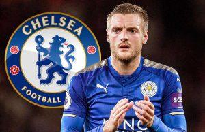 Chelsea telah menambahkan striker Leicester City Jamie Vardy ke daftar keinginan mendatangkan pada transfer Januari mereka