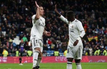 Real Madrid Berhasil Mendapat Kemenangan Pertama Di Awal Tahun