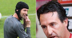 Unai Emery Tidak Tau Tentang Masa Depan Peter Cech Di Arsenal