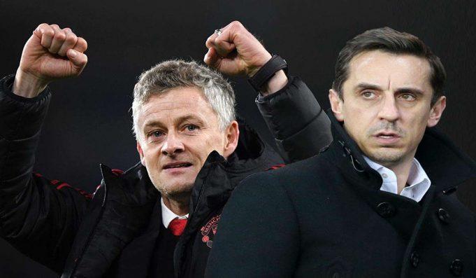 Gary Neville : Manchester United Melakukan Taktis Yang Pintar