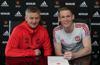 Scott McTominay Telah Bertahan Di Manchester United hingga 2023