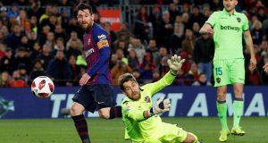 Barcelona Telah Membalas Kekalahan Mereka Dari Levante