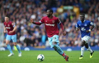 West Ham Telah Menolak Tawaran Dari Fiorentina Untuk Obiang