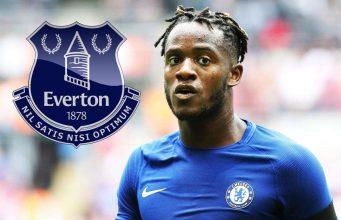 Everton Ingin Mendatangkan Michy Batshuayi Secara Permanen