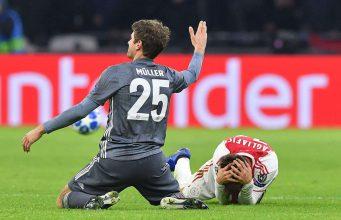 Thomas Muller Tidak Akan Menghadapi Liverpool Di Liga Champions