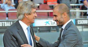 Guardiola Telah Meminta Maaf Kepada Manuel Pellegrini