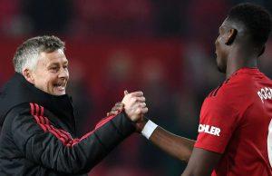 Paul Pogba Mengucapkan Terima Kasih Kepala Solksjaer