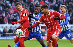 Bayern Munchen Menang Tipis Dikandang Melawan Herta Berlin