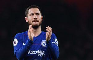 Hasselbaink Yakin Hazard Akan Perpanjang Kontrak di Chelsea