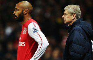 Arsene Wenger mengatakan Thierry Henry memiliki karakter untuk kembali dari masa jabatannya yang singkat dan gagal di Monaco