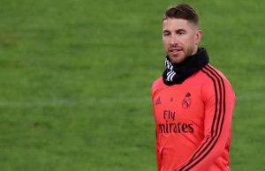 Sergio Ramos Akan Tampil Yang Ke-600 Bersama Real Madrid