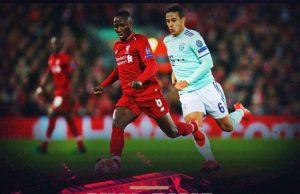 Liverpool Telah Ditahan Imbang Oleh Bayern Munchen