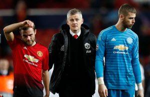 Akankah Manchester United Berakhir Diposisi Empat Besar?