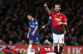 Juan Mata : Kemenangan Atas Chelsea Adalah Reaksi Sempurna