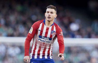 Atletico : Lucas Hernandez Mengalami Cedera Lutut