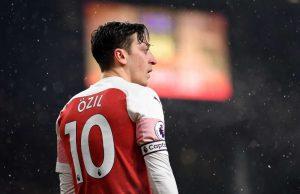 Unai Emery : Kedatangan Suarez Tidak Pengaruhi Ozil