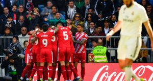 Real Madrid Takluk Dari Tamunya Girona Didepan Publik Sendiri