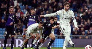Sergio Ramos Senang Ambil Peran Cristiano Ronaldo