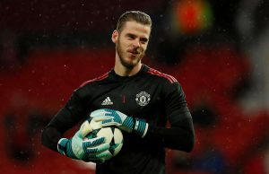 Manchester United Ingin De Gea Perpanjang Kontrak