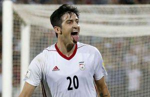 Wolverhampton Wanderers Mentargetkan Sardar Azmoun