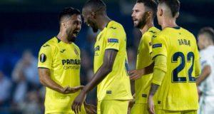 Villarreal Menaklukan Tim Empat Besar Klasemen Sevilla