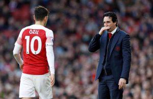 Gundogan Bingung Mesut Ozil Dikesampingkan Emery