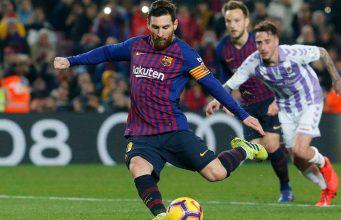 Valverde : Saya Yakin Dengan Messi Sebagai Eksekutor Penalti