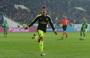 Neil : Mesut Ozil AKan Menjadi Rebutan Klub Besar Bila Arsenal Menjual