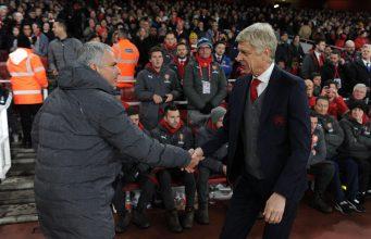 Mourinho : Wenger Salah Satu Manajer Terbaik Dalam Sejarah