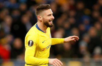 Giroud Telah Menjadi Pemain Terbaik Pada Kemenangan Atas Kiev