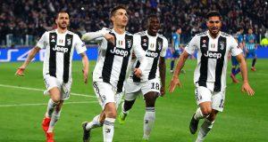 Hattrick Cristiano Ronaldo saat Juventus melawan Atletico Madrid menunjukkan mengapa ia adalah raja KO Liga Champions