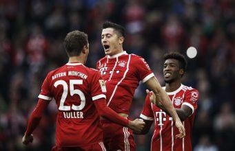 Bayern Munchen Telah Menang Telak Dari Wolfsburg