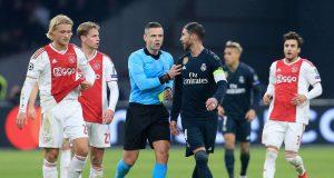 Sergio Ramos mengakui bahwa dia membuat kesalahan besar dalam penilaian dengan sengaja membuat dirinya diberikan kartu kuning