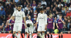 Madrid Menelan Tiga Kelahan Kandang Dalam Satu Minggu