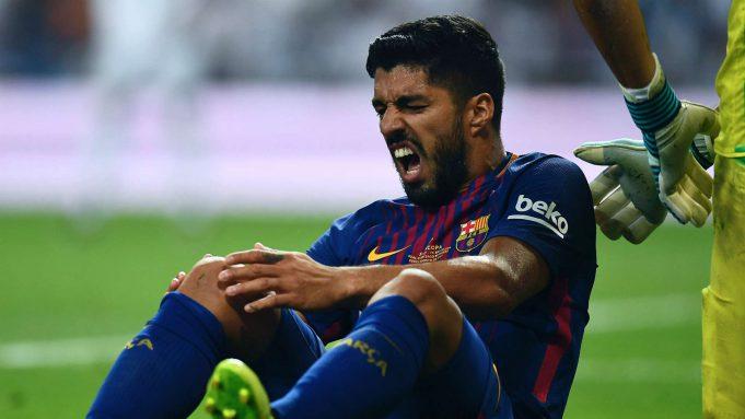 Luis Suarez Dipastikan Fit Saat Melawan Manchester United