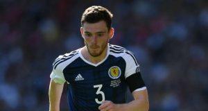 Andy Robertson Siap Untuk Membela Skotlandia Melawan San Marino