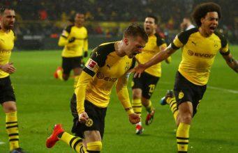 Dortmund Berhasil Menaklukan Tamunya Stuttgart