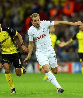 Tottenham Hotspur kembali meraih kemenangan saat menghadapi Borussia Dortmund pada leg kedua babak 16 Liga Champions di Signal Iduna Park