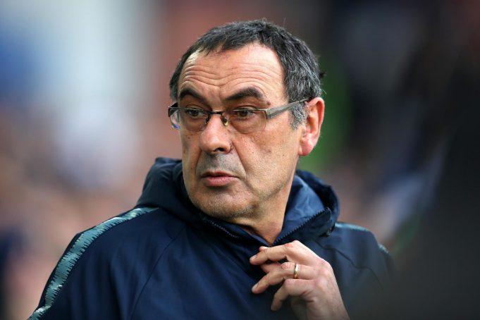 Maurizio Sarri Tak Tau Siapa Yang Akan Raih Liga Premier
