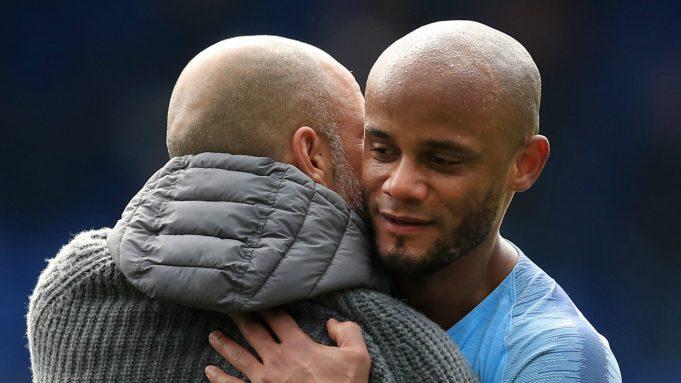 Vincent Kompany Ingin Bertahan di Manchester City