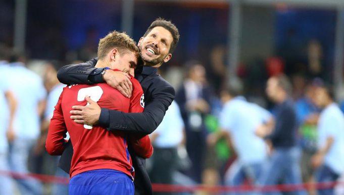 Simeone : Atletico Madrid Tak Cari Striker Baru Untuk Gantikan Griezmann