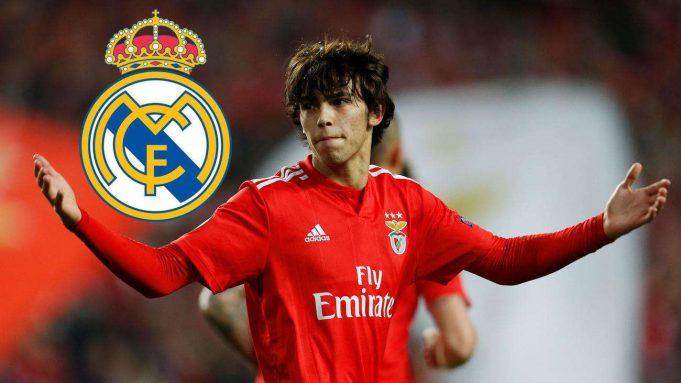 Benfica Tolak € 80 Juta Dari Real Madrid Untuk Joao Felix