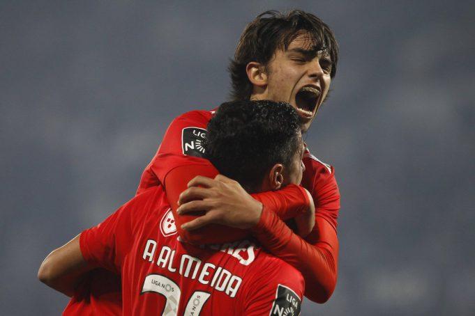 Diinginkan City, Joao Felix Ingin Bertahan di Benfica
